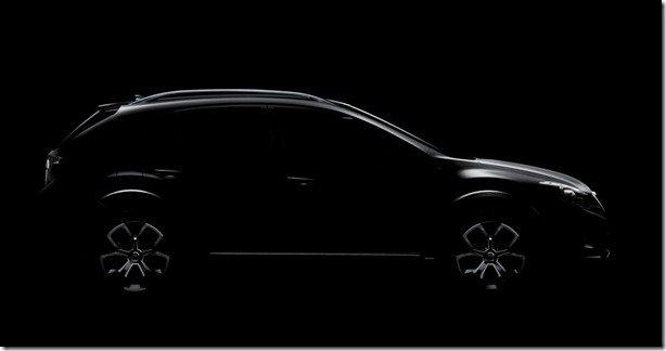 Subaru XV Concept antecipa o novo Forester