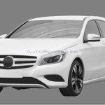 Mercedes Classe A em suas formas definitivas