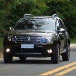 Renault Duster é flagrado sem camuflagem no Brasil em gravação de comercial