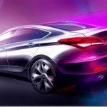 Hyundai revela teaser do i40 sedã