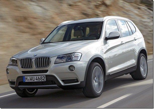BMW X3 M pode ter motor com seis cilindros e três turbos