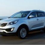 Kia Sportage será flex em 2012