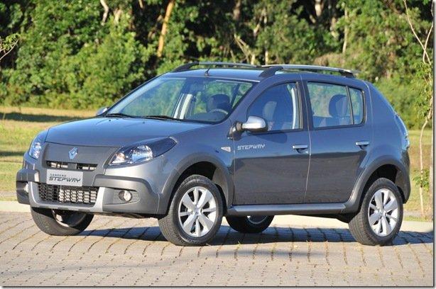 Renault Logan e Sandero não terão cambio automático, mas sim automatizado