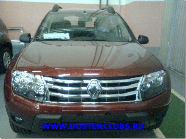 Com vocês… O Renault Duster brasileiro na Rússia