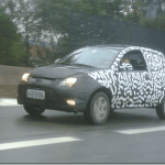 Ford Ka 2012 é flagrado em testes – hatch reestilizado deve ser lançado em julho