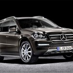 Mercedes mostra o Classe GL Grand Edition para a Europa