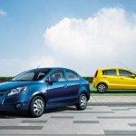 Chevrolet exportará da China o sedã e hatch Sail para a Índia