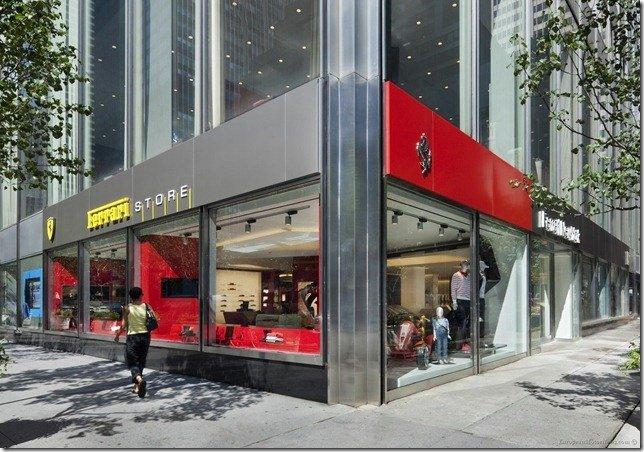 Ferrari terá boutique no Brasil