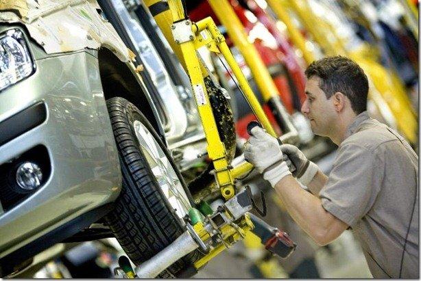 Fábrica da Fiat em Betim fará parada técnica