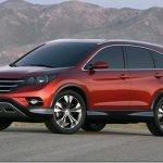 Honda apresenta o novo CR-V… Concept