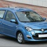 Flagra mostra o Renault Twingo 2012