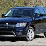 Dodge Journey 3.6 V6 deverá custar a partir de R$ 110.000