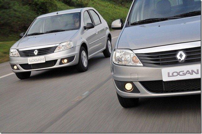 Renault já trabalha na nova geração do Logan