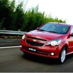 Chevrolet Agile não sairá de linha em 2013