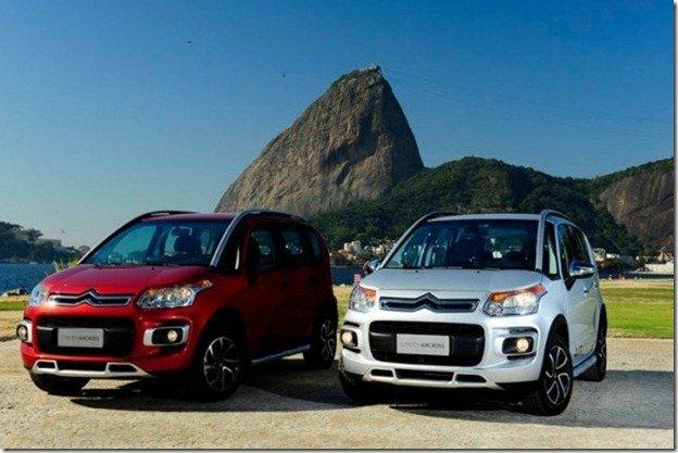 Citroën Aircross automático chega custando a partir de R$ 60.350