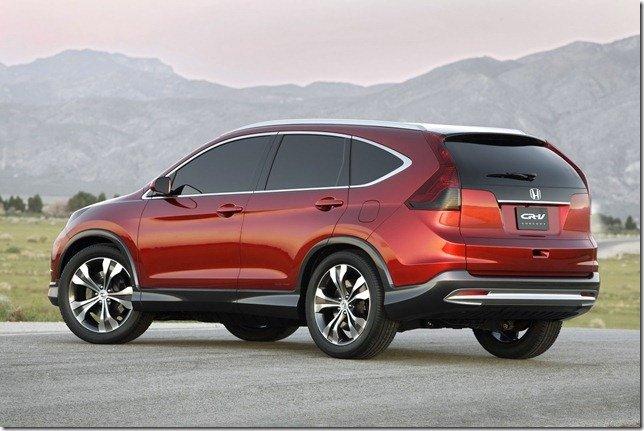 Honda mostra o CR-V Concept por completo – de novo?