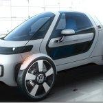 Volkswagen apresentará o  conceito Nils em Frankfurt