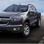 Chevrolet Colorado chega em janeiro