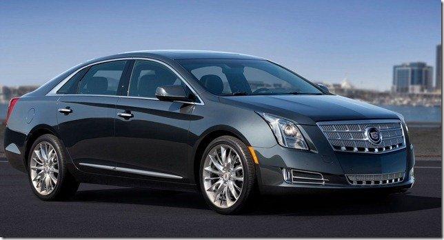 """Cadillac XTS aparece no site da marca """"por acaso"""""""