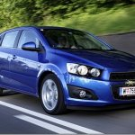 Chevrolet Sonic chega em março
