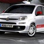 Fiat Panda terá versão Abarth