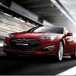 Hyundai mostra Genesis Coupé 2012 na Coréia do Sul