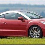 Peugeot RCZ será reestilizado em 2012