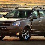 Chevrolet Captiva passará por recall no Brasil