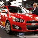 Chevrolet Sonic é convocado para recall por poder estar sem pastilhas de freio