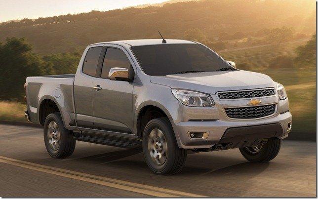 Os lançamentos da Chevrolet para 2012