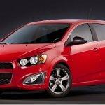 Chevrolet revela o Sonic RS