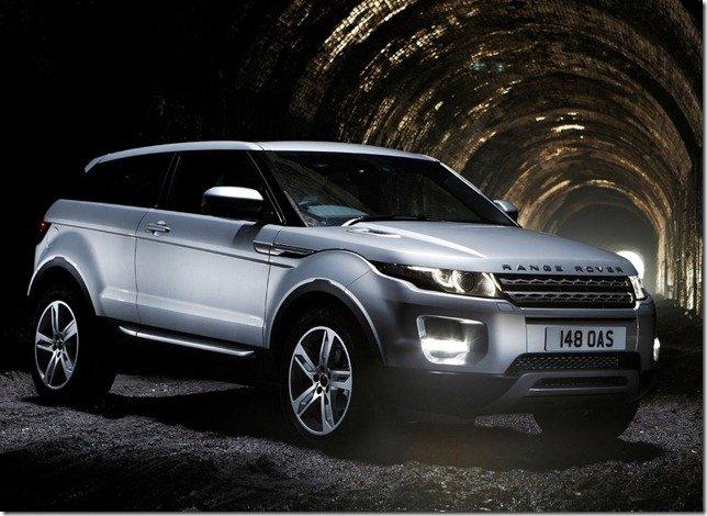 Range Rover Evoque poderá ter versão GG
