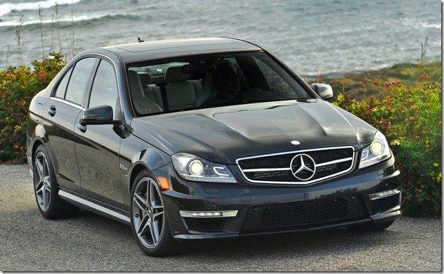 Mercedes C63 AMG e SLS AMG Roadster confirmados para 2012