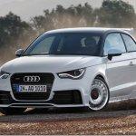 Audi revela o A1 quattro