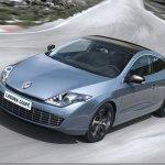 Renault Laguna Coupé tem novidades para a linha 2012