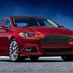 Primeiras imagens oficiais dos novos Ford Fusion/Mondeo?