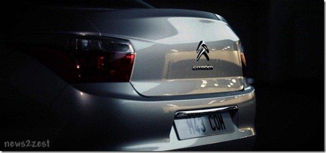 Citroën está desenvolvendo um sedã para a classe média de países emergentes
