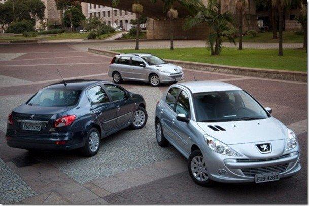 Peugeot reduz preços da linha 207 e Ford deixa Fiesta Rocam e EcoSport mais em conta
