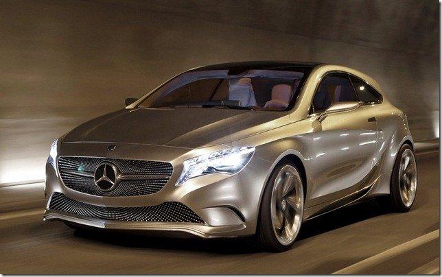 Mercedes Classe A será fabricado no México