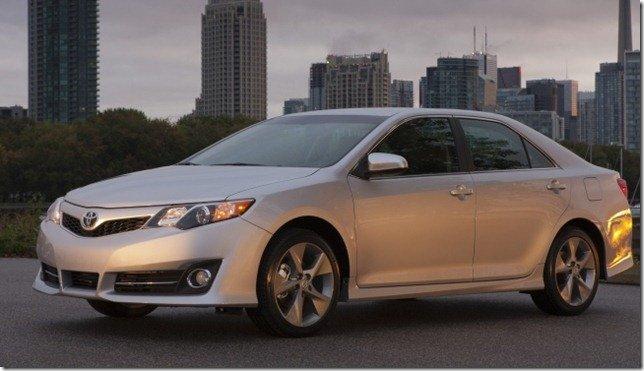 Novo Toyota Camry poderá ser mais barato do que se imagina