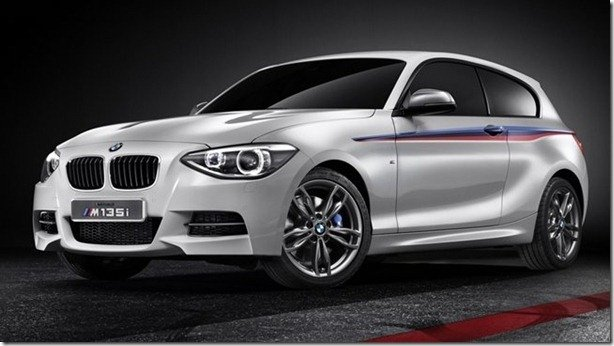 BMW mostra o M135i Concept
