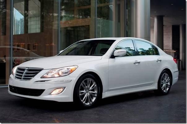 Hyundai Genesis chega por R$ 220 mil