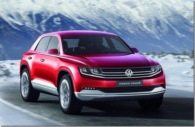 Volkswagen Cross Coupé agora é movido a diesel