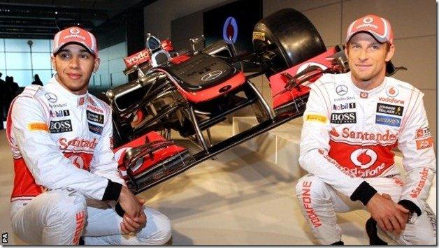 Guia F1 2012 – McLaren: Mais do Mesmo. Será?
