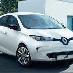 Renault Zoe já está pronto para ser vendido na Europa