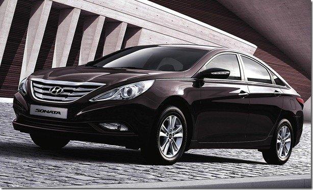 Hyundai já trabalha em reestilização para o Sonata