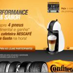 Performance & Sabor – Continental premia clientes com cafeteiras Dolce Gusto