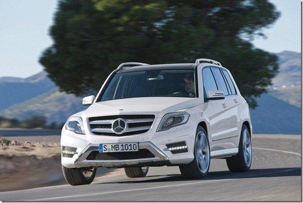 Mercedes apresenta o novo GLK