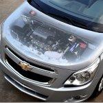 Chevrolet Cobalt será vendido na Argentina apenas com motor 1.8