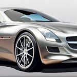 Novo esportivo da Mercedes será chamado SLC